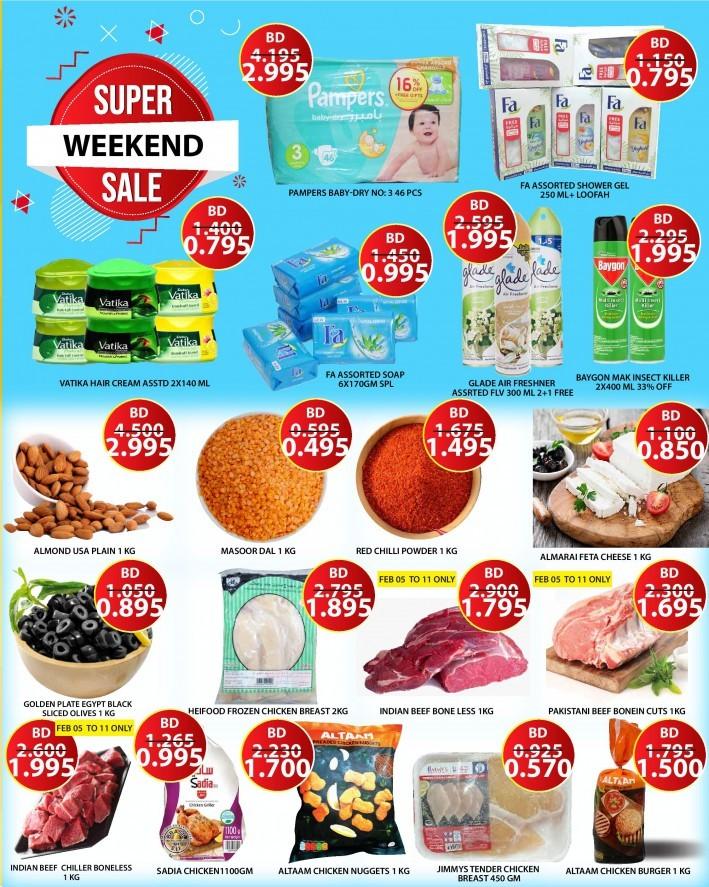 Master Point Super Weekend Sale