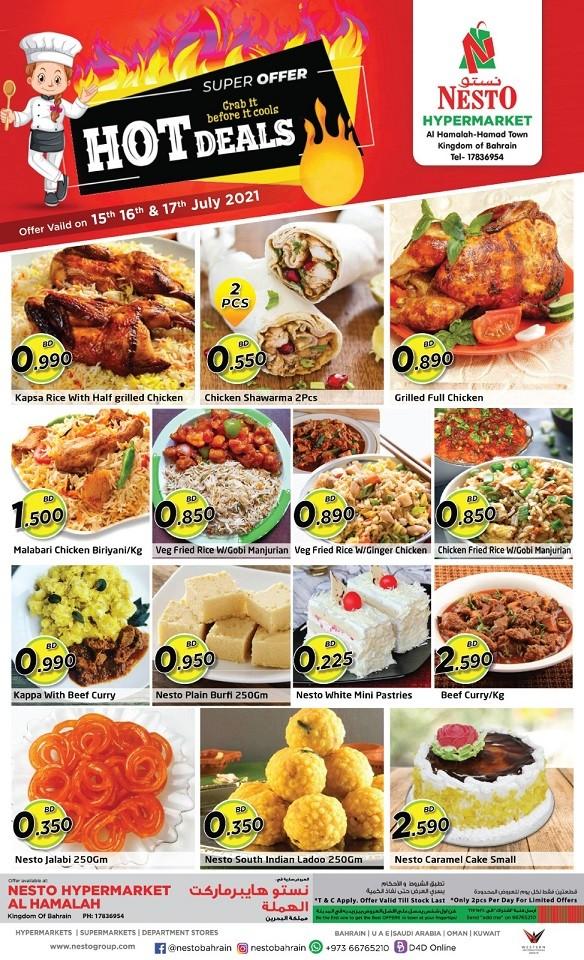 Nesto Al Hamalah Hot Deals