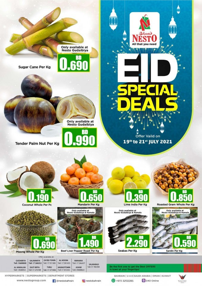 Nesto Eid Special Deals