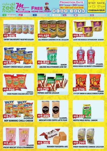 Zeemart Family Shop Monthly Deals
