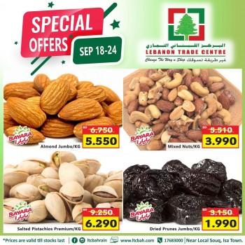 Lebanon Trade Centre Special Offers