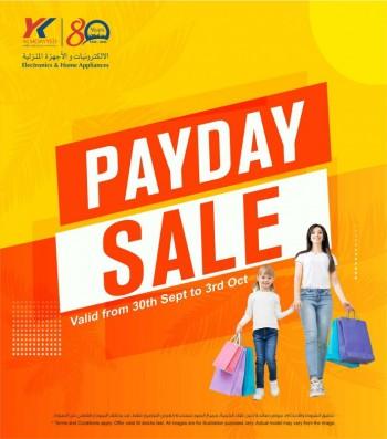 YK Almoayyed Electronics Payday Sale