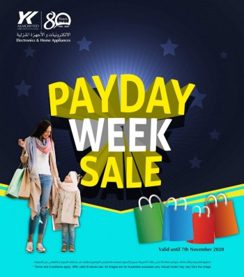 YK Almoayyed Payday Week Sale