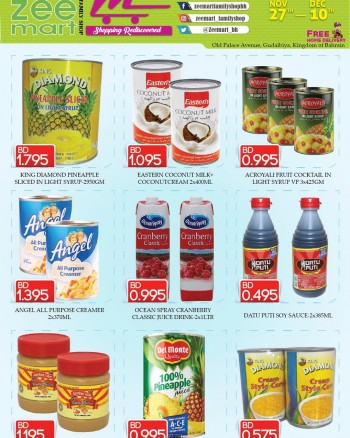 Zeemart Family Shop New Offers