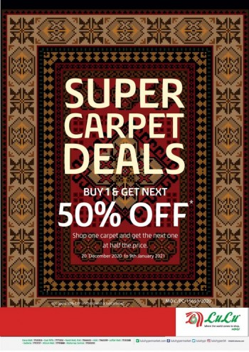 Lulu Super Carpet Deals