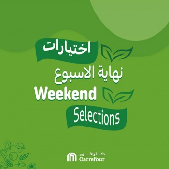Carrefour Weekend Selection Deals