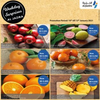 Al Jazira Supermarket Weekday Surprises