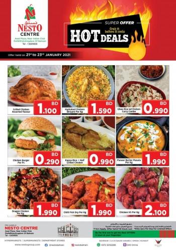 Nesto Centre Best Hot Deals