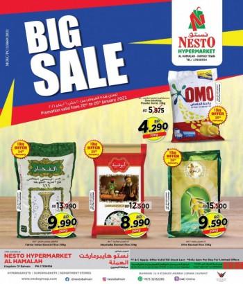 Nesto Hypermarket Big Sale
