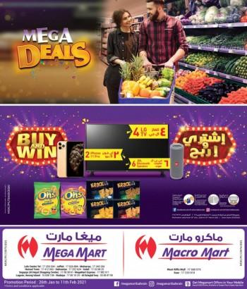 Mega Mart Weekly Mega Deals