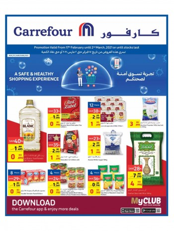 Carrefour Great Shopping