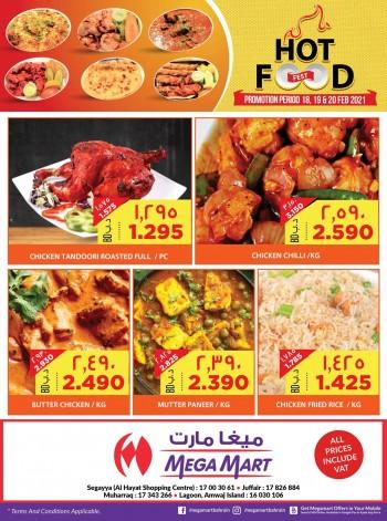 Weekend Hot Food Fest Offers