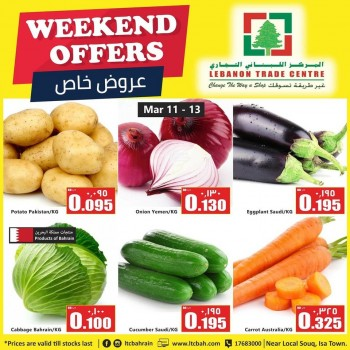 Big Weekend Offers