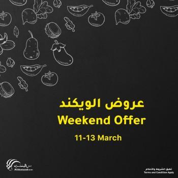 Al Muntazah Weekend Offers