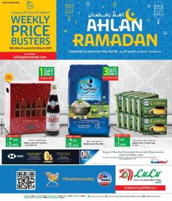 Lulu Ahlan Ramadan Offers