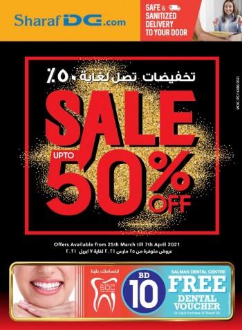 Sharaf DG Sale Up To 50% Off