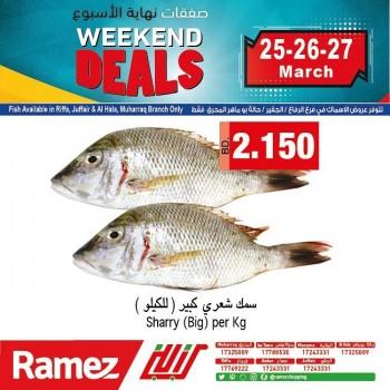 Ramez Three Days Fresh Deals