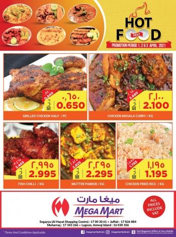 Hot Food Fest Deals