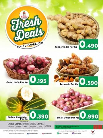 Nesto Two Days Fresh Deals