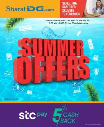 Sharaf DG Summer Offers
