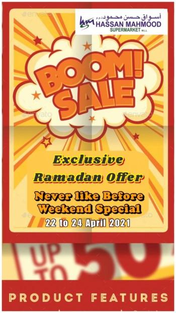 Hassan Mahmood Boom Sale Offers