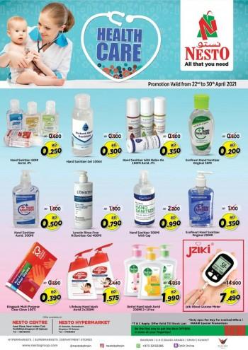 Nesto Health Care Offers
