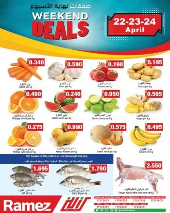 Ramez Three Days Fresh Offers