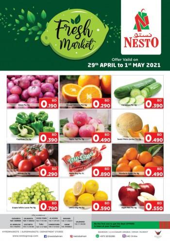 Nesto Three Days Fresh Deals