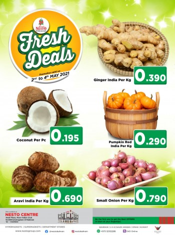 Nesto Gudaibiya Fresh Deals