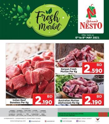 Nesto Weekend Fresh Market