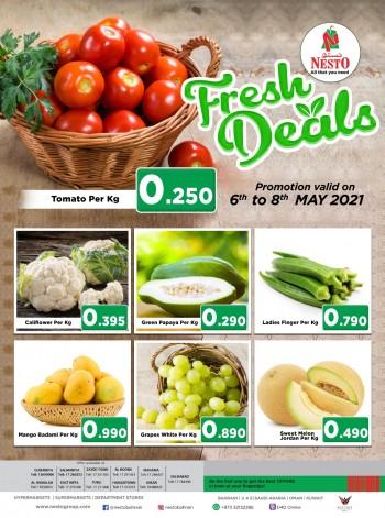 Nesto Hypermarket Fresh Deals