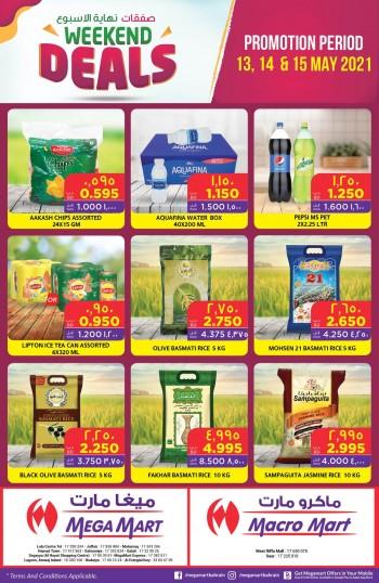 Mega Mart Eid Weekend Deals