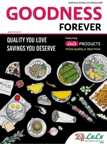 Lulu Goodness Forever Promotion