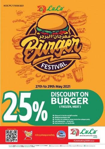 Lulu Burger Festival