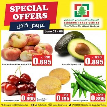Lebanon Trade Centre Special Weekend Deals