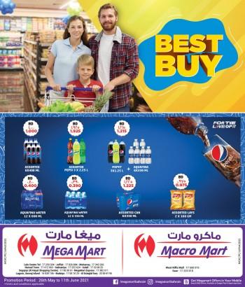 Mega Mart Best Buy