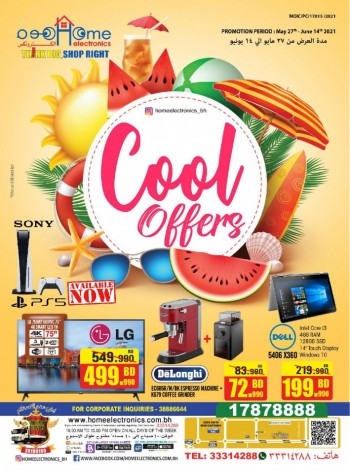 Home Electronics Cool Offers