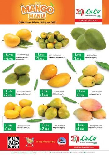 Lulu Hypermarket Mango Mania