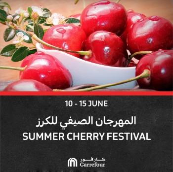 Carrefour Summer Cherry Festival