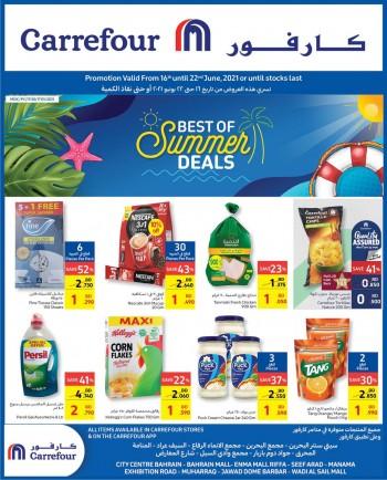 Carrefour Best Of Summer Deals
