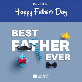 Carrefour Happy Father's Day