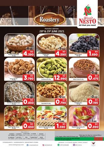 Nesto Weekly Roastery Deal