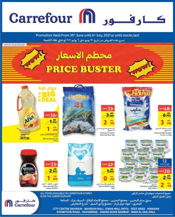Carrefour Hypermarket Price Buster