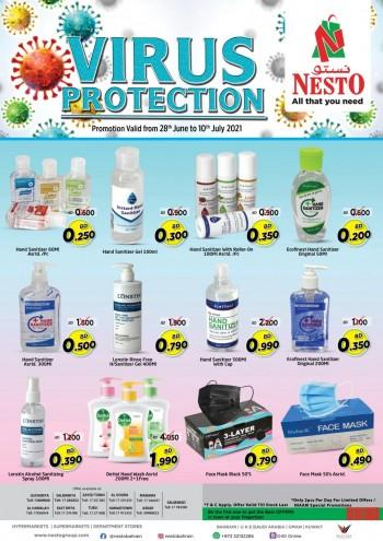 Nesto Virus Protection Deals