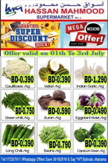 Hassan Mahmood Mega Weekend Deals