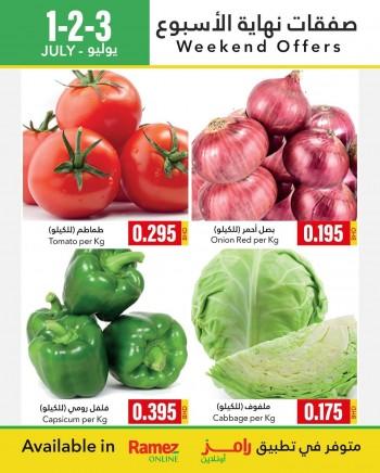 Ramez Weekend Best Deals