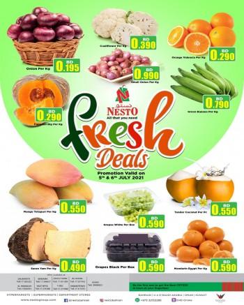 Nesto Weekday Fresh Deals