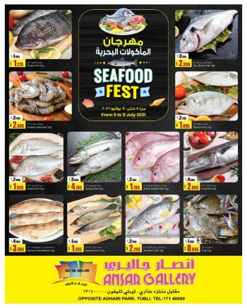 Ansar Gallery Special Promotion