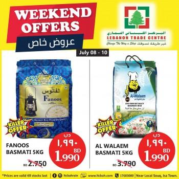 Lebanon Trade Centre Best Weekend Deals