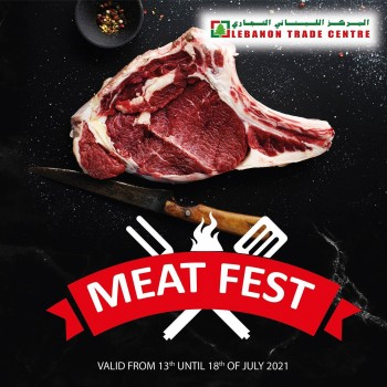 Lebanon Trade Centre Meat Fest